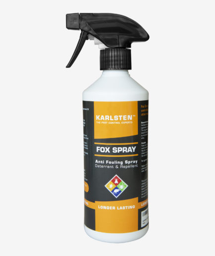 Karlsten Fox Deterrent Repellant Spray Anti Fouling