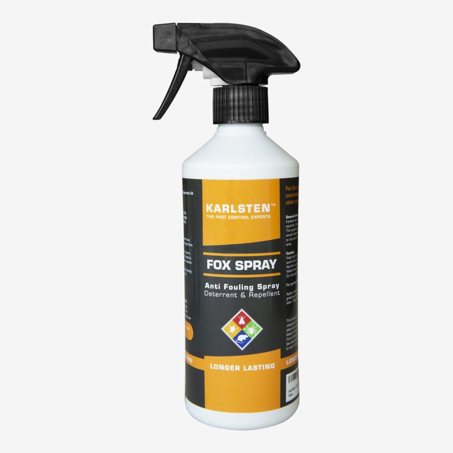 Karlsten Fox Deterrent Repellant Spray Anti Fouling