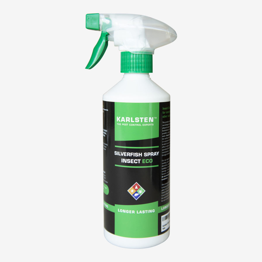 Karlsten Silverfish Spray Insect Repellent Deterrent